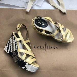 Cole Haan Shoes - Cole Haan Nike Air Sandals